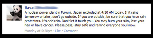 letusan nuklear tsunami