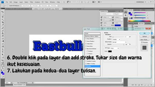 Tutorial 3D text