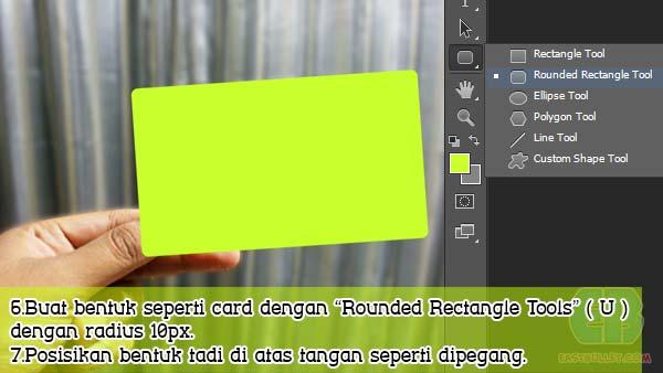 tutorial kad bisnes photoshop