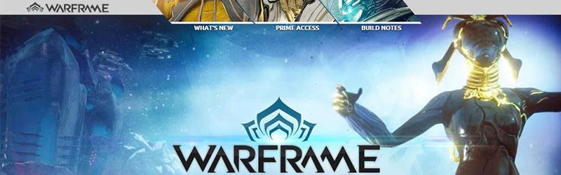 warframe game percuma