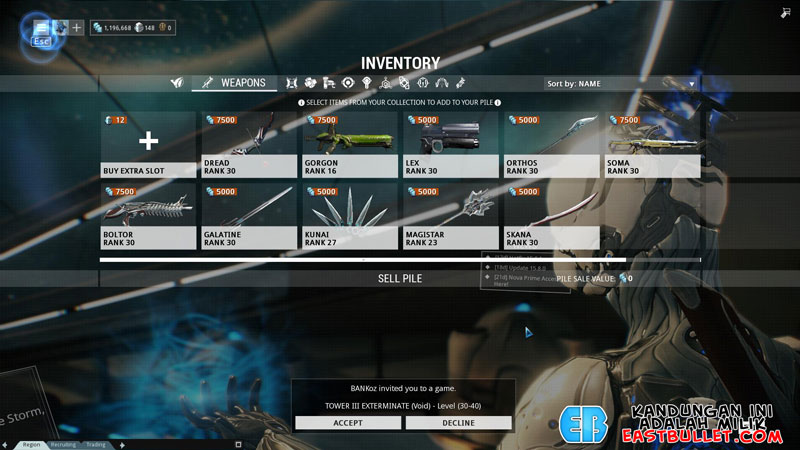 warframe game free