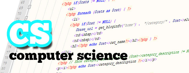 tips menjadi pelajar sains komputer